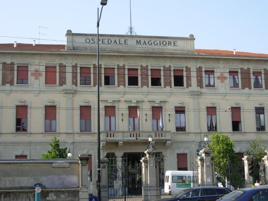 ospedale maggiore Parma