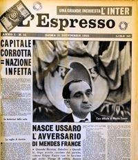 Espresso Capitale corrotta