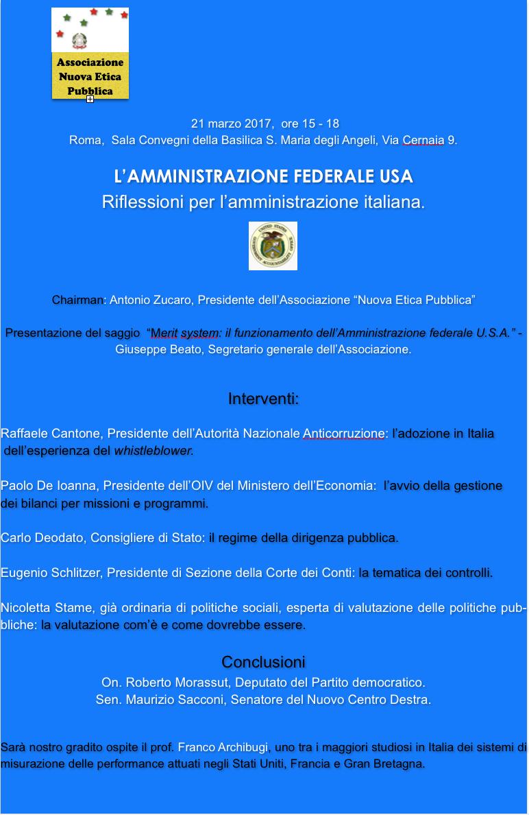 Locandina convengo 21 marzo 2017